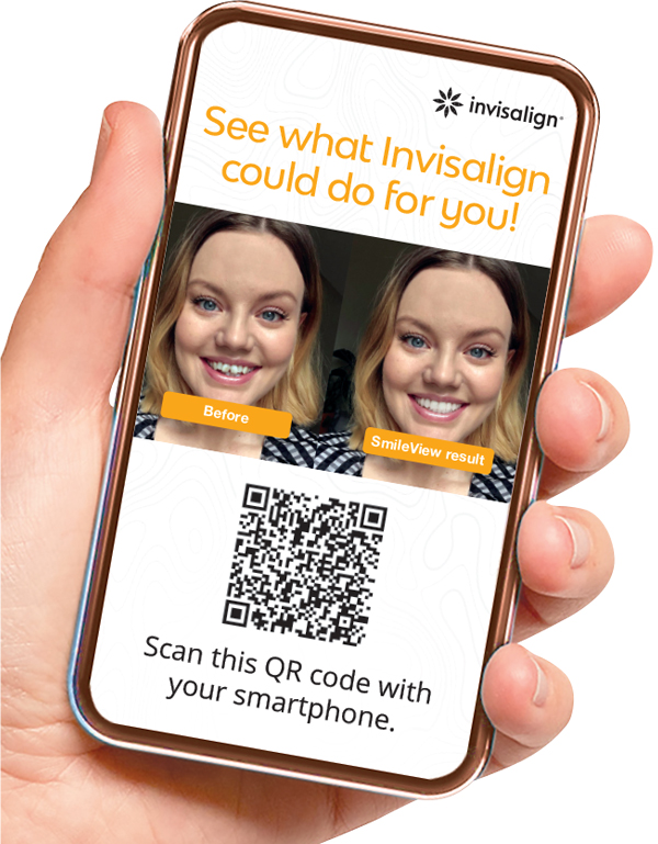 View your smile in seconds with SmileView. Invisalign, The world's most advanced orthodontic system at DentalPlus
